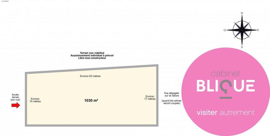 acheter terrain constructible 0 pièce 0 m² mailly-sur-seille photo 2