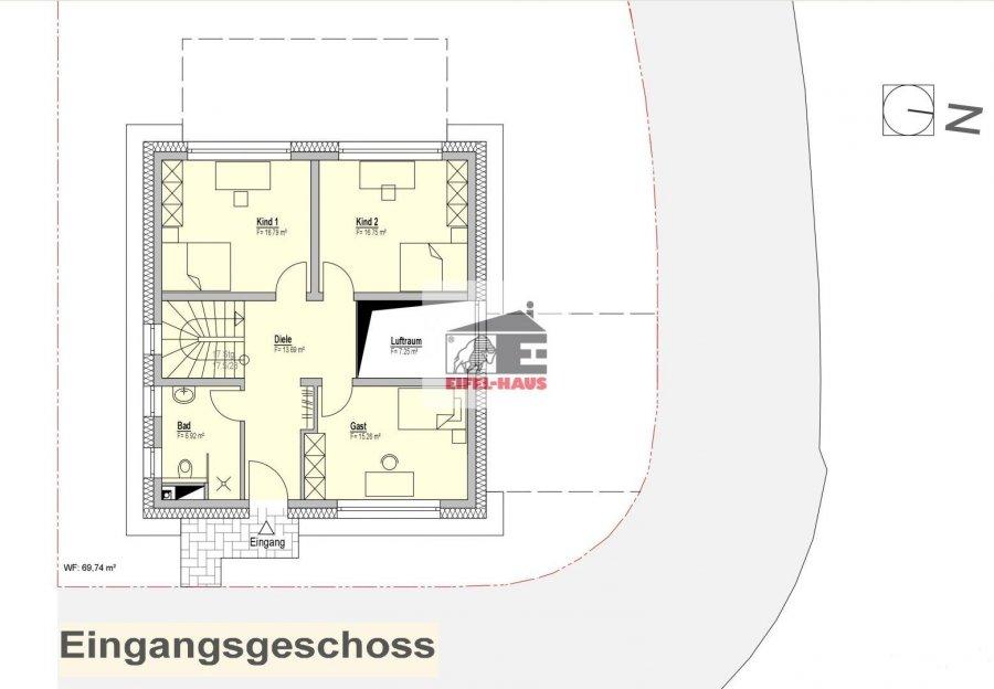 acheter maison 4 chambres 188.25 m² wasserbillig photo 3