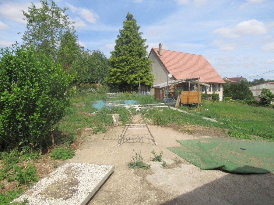 Maison jumelée à vendre F5 à Xivry-Circourt