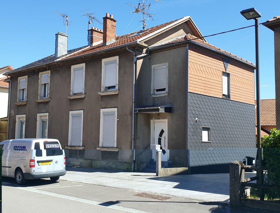 doppelhaushälfte kaufen 5 zimmer 110 m² aumetz foto 1