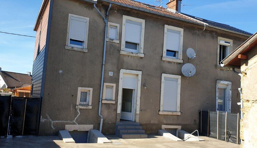 doppelhaushälfte kaufen 5 zimmer 110 m² aumetz foto 2