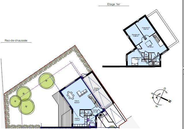acheter maison mitoyenne 5 pièces 137.49 m² thionville photo 2