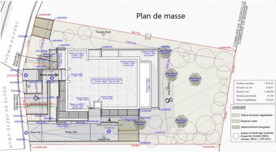 acheter appartement 4 pièces 98.85 m² thionville photo 6