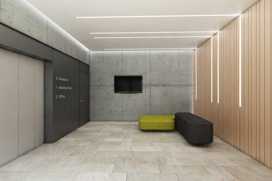 louer bureau 0 chambre 595 m² leudelange photo 4