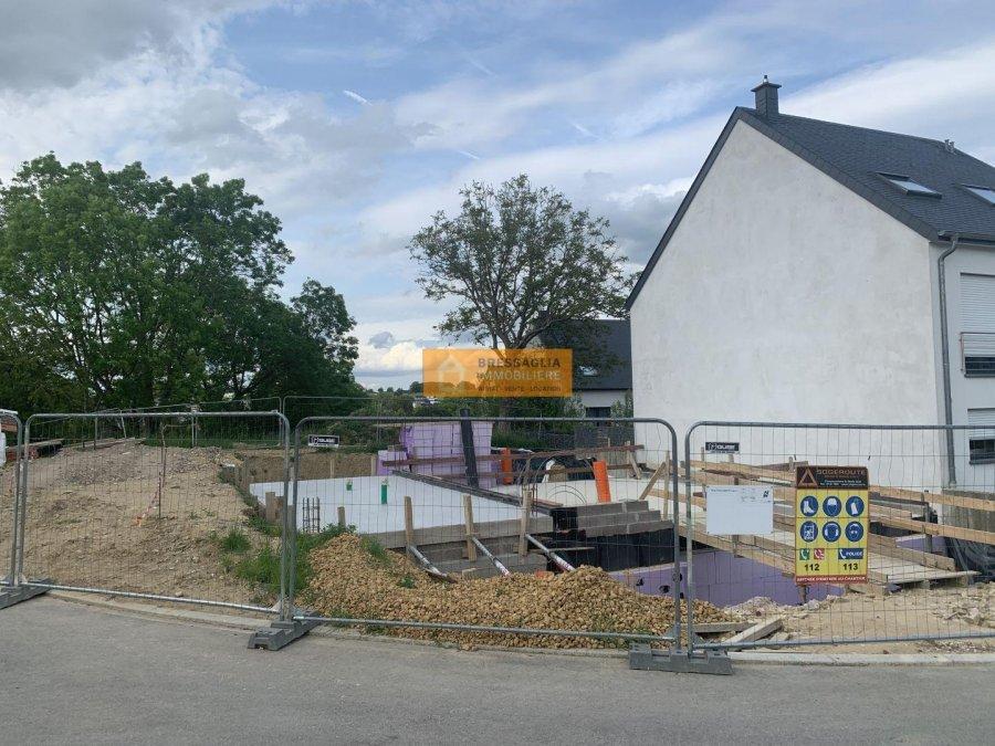 Terrain constructible à vendre à Schouweiler