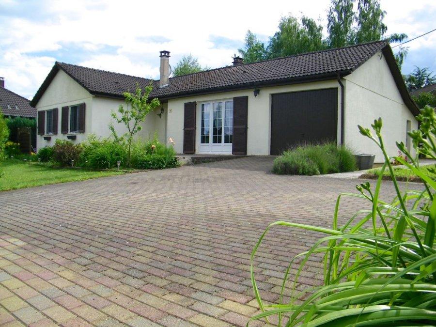 acheter maison 5 pièces 110 m² heining-lès-bouzonville photo 1
