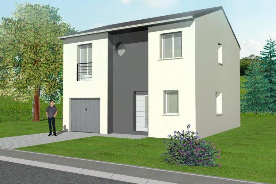 acheter maison 6 pièces 105 m² fontoy photo 1