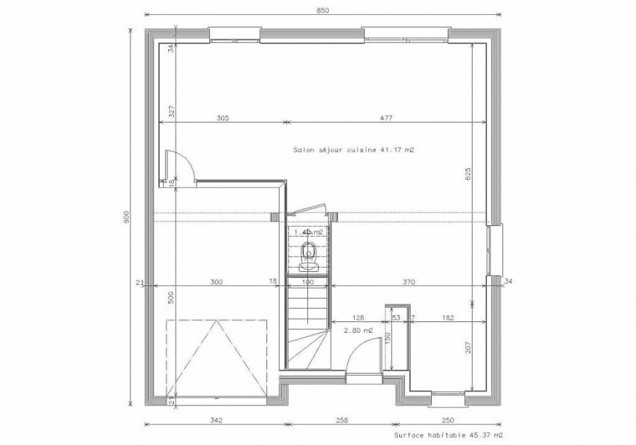 acheter maison 6 pièces 105 m² fontoy photo 2