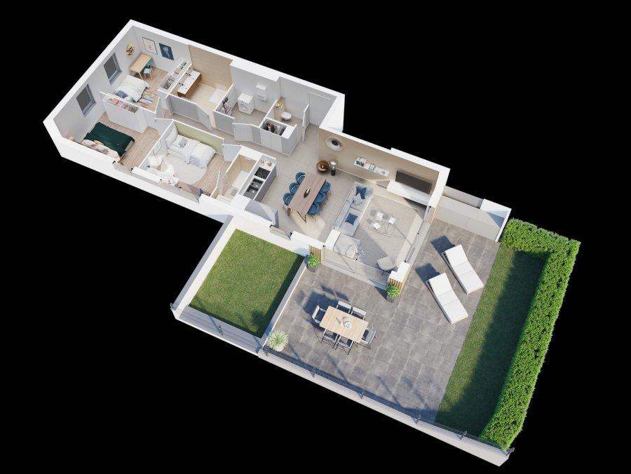 acheter appartement 4 pièces 90.8 m² thionville photo 1