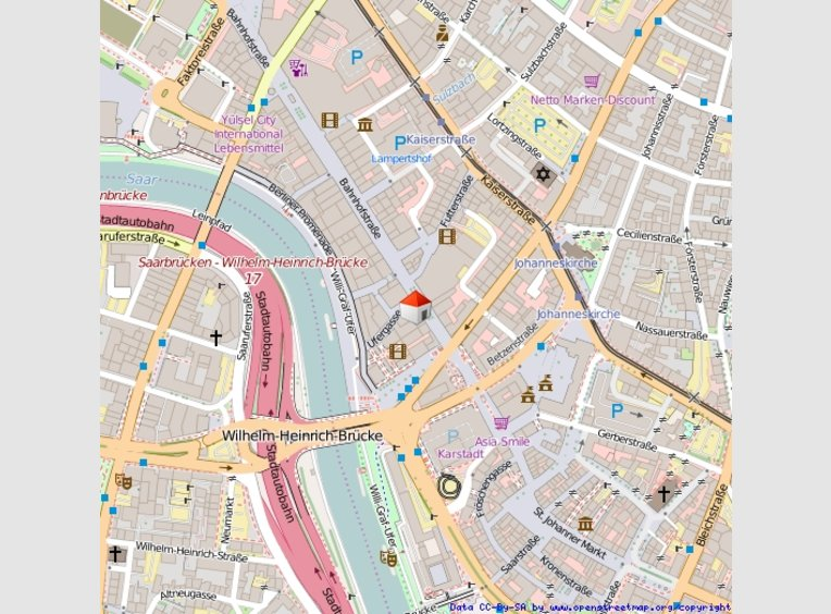 Wohnung zum Kauf 3 Zimmer in Saarbrücken (DE) - Ref. 6728841
