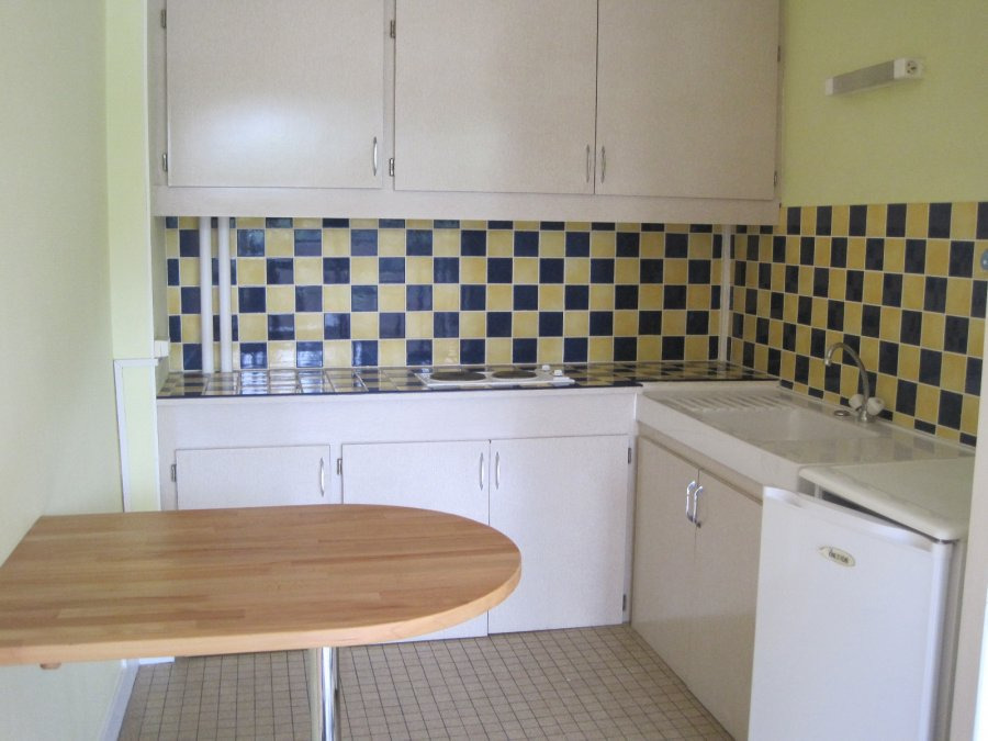 louer appartement 1 pièce 29 m² villers-lès-nancy photo 1
