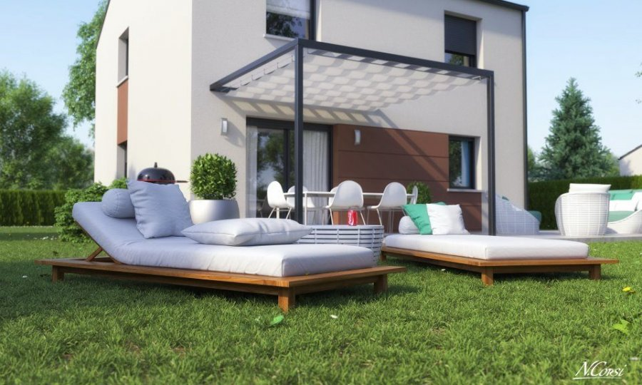 acheter maison 6 pièces 101 m² les étangs photo 1