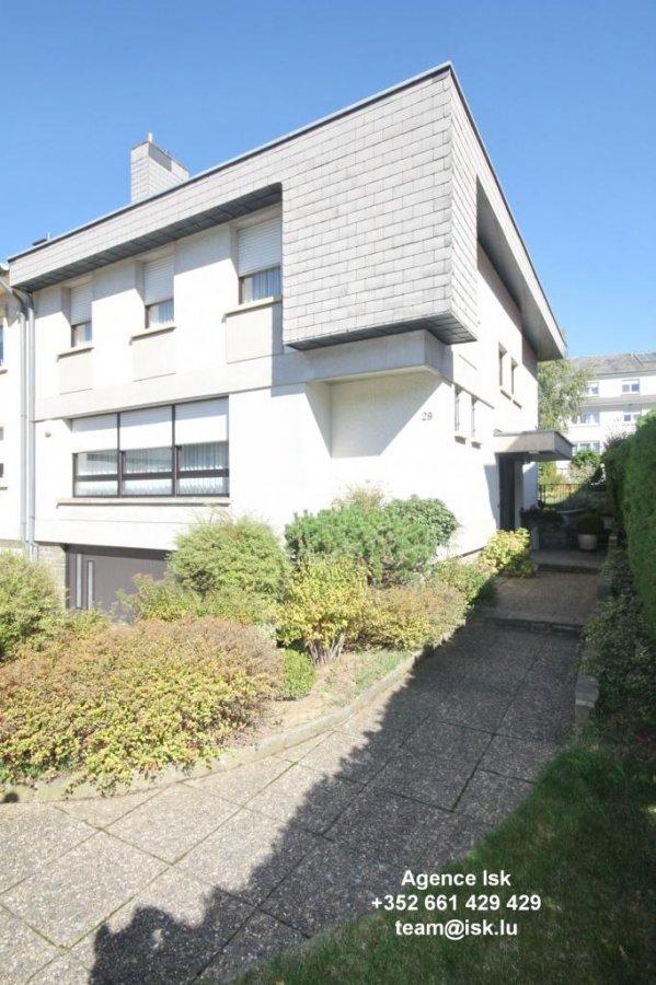 acheter maison jumelée 6 chambres 280 m² howald photo 3