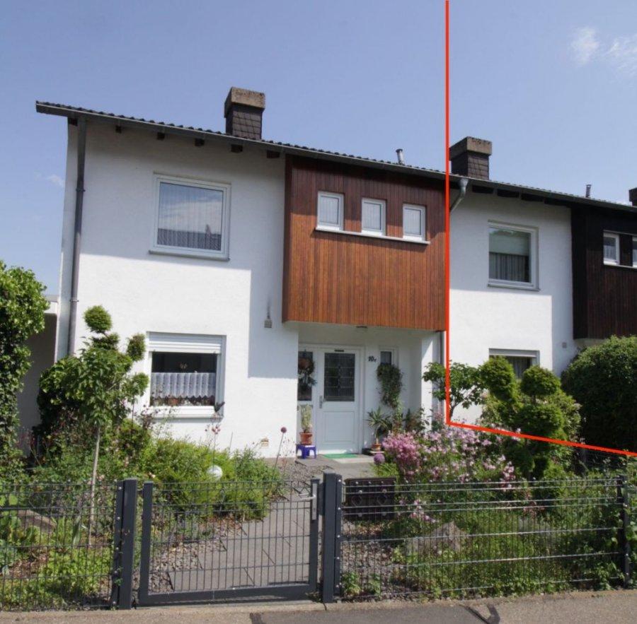 doppelhaushälfte kaufen 4 zimmer 110 m² daun foto 1