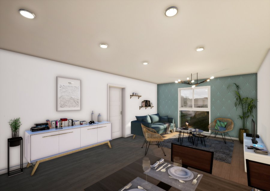 acheter appartement 3 pièces 84 m² ottange photo 5