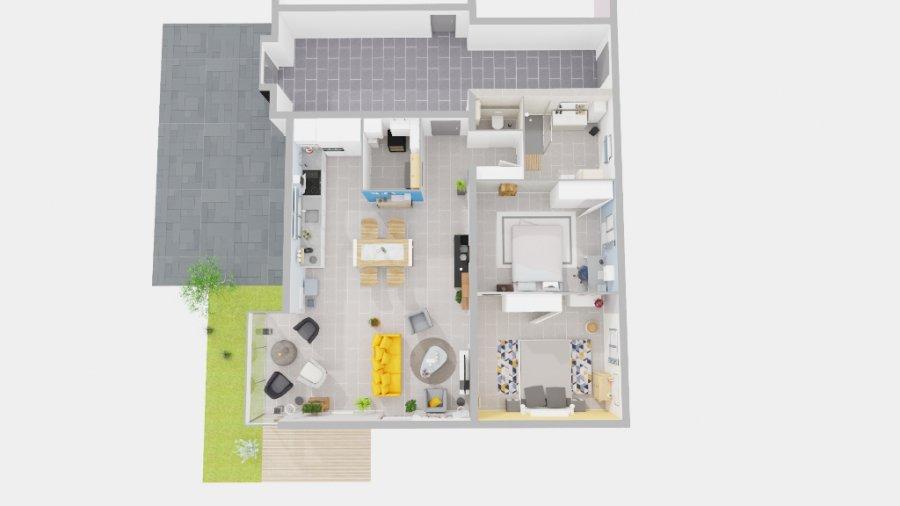 acheter appartement 3 pièces 84 m² ottange photo 3