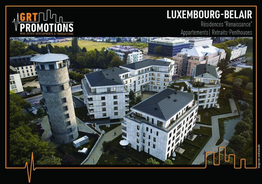 acheter appartement 1 chambre 51.05 m² luxembourg photo 4