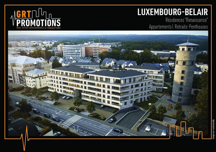 acheter appartement 1 chambre 51.05 m² luxembourg photo 1