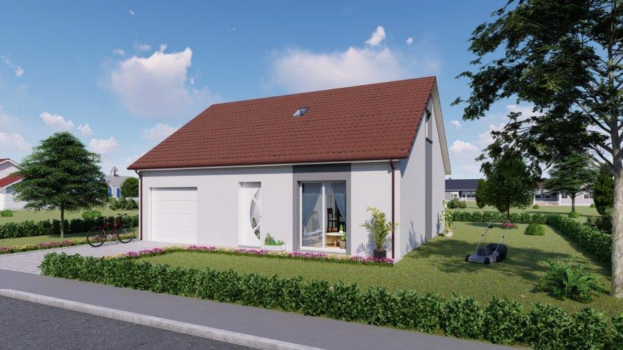 acheter maison 5 pièces 127 m² vittel photo 1