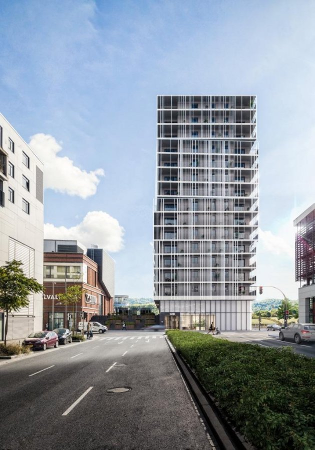 acheter appartement 1 chambre 55.66 m² belval photo 3