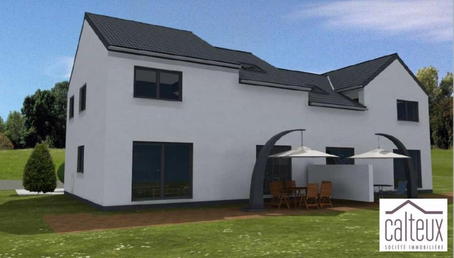 reihenhaus kaufen 3 schlafzimmer 135.12 m² hostert (rambrouch) foto 1