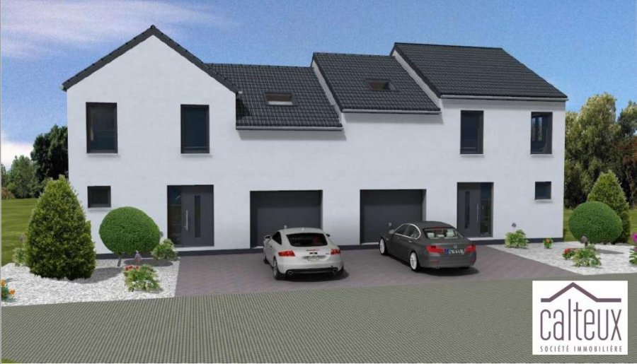 reihenhaus kaufen 3 schlafzimmer 135.12 m² hostert (rambrouch) foto 2