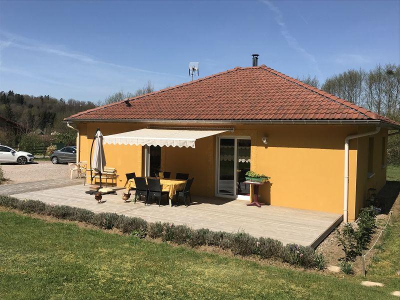 Maison individuelle en vente raon aux bois 90 m 177 for Maison individuelle a acheter