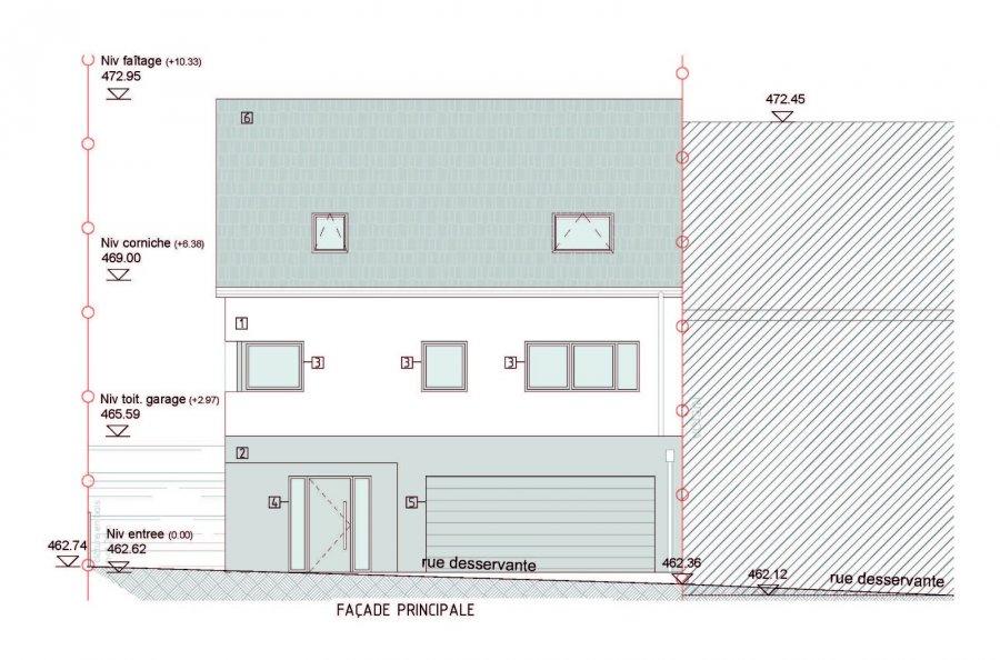 doppelhaushälfte kaufen 3 schlafzimmer 200.28 m² bockholz (hosingen) foto 1