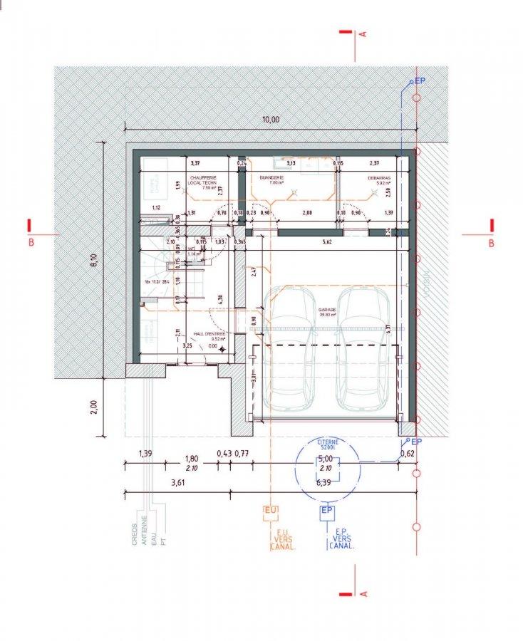 doppelhaushälfte kaufen 3 schlafzimmer 200.28 m² bockholz (hosingen) foto 4