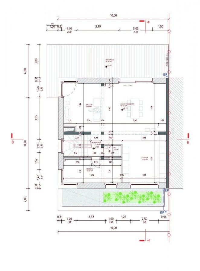doppelhaushälfte kaufen 3 schlafzimmer 200.28 m² bockholz (hosingen) foto 5