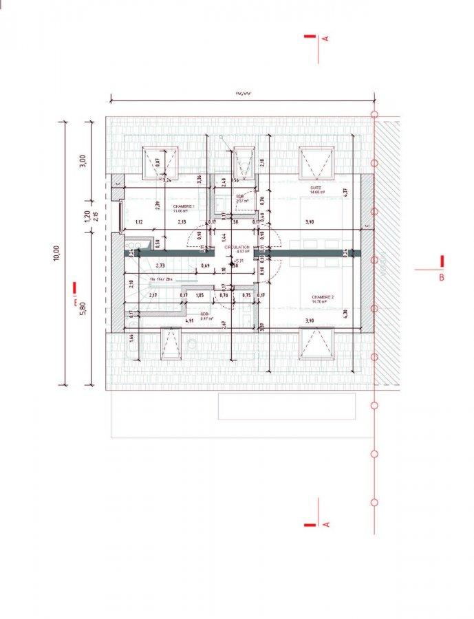 doppelhaushälfte kaufen 3 schlafzimmer 200.28 m² bockholz (hosingen) foto 6