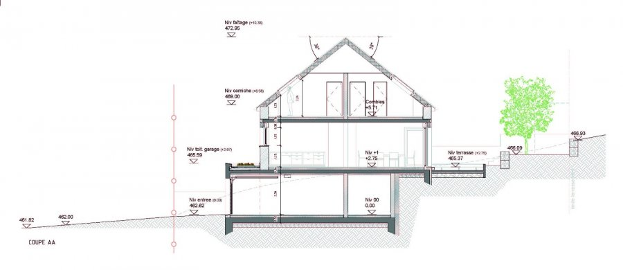 doppelhaushälfte kaufen 3 schlafzimmer 200.28 m² bockholz (hosingen) foto 7