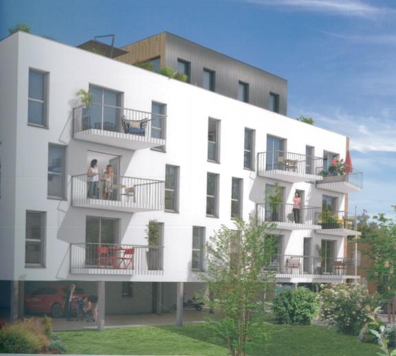 acheter appartement 3 pièces 68.13 m² haubourdin photo 2
