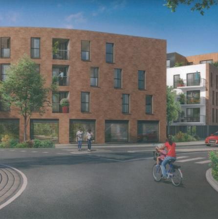 acheter appartement 3 pièces 68.13 m² haubourdin photo 1