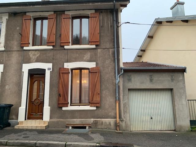 acheter maison mitoyenne 4 pièces 70 m² herserange photo 1