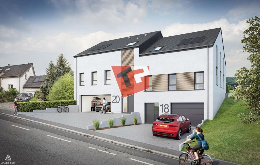 acheter maison 4 chambres 190 m² niederfeulen photo 1