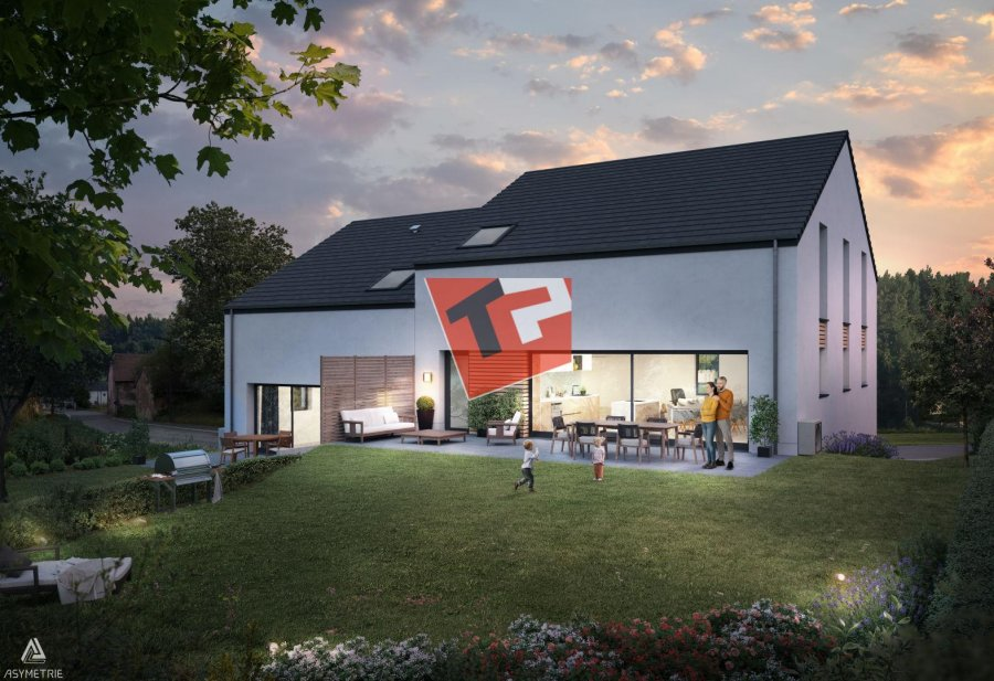 acheter maison 4 chambres 190 m² niederfeulen photo 2