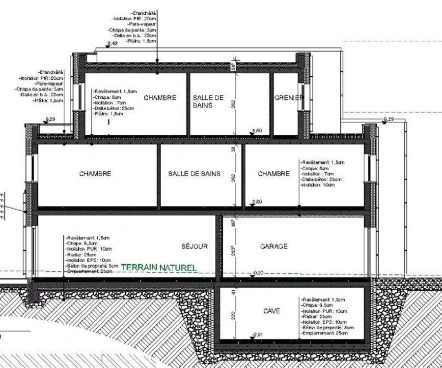haus kaufen 5 schlafzimmer 230 m² mersch foto 6