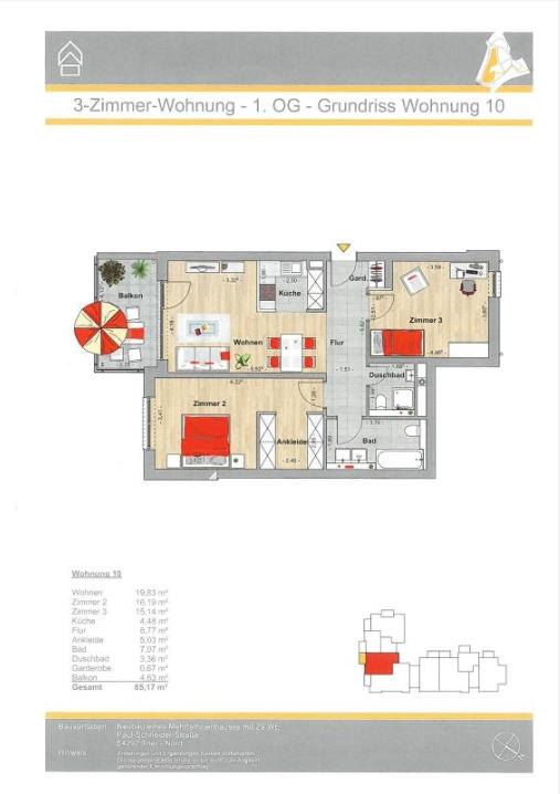wohnanlage kaufen 0 zimmer 0 m² trier foto 3