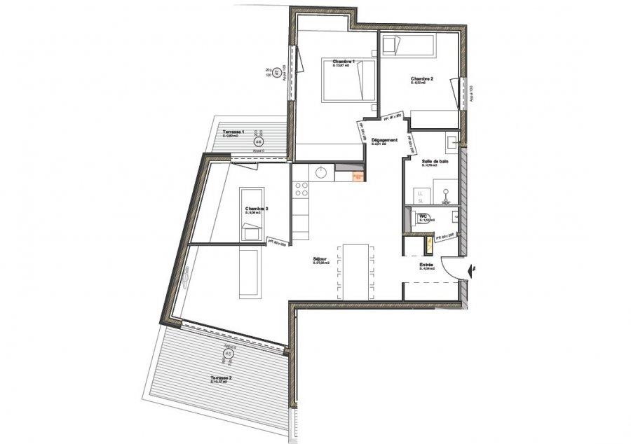 acheter appartement 4 pièces 78 m² audun-le-tiche photo 5