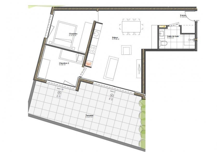 acheter appartement 4 pièces 78 m² audun-le-tiche photo 6