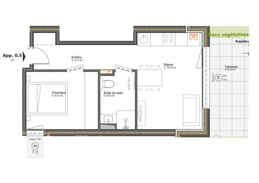 acheter appartement 4 pièces 77 m² audun-le-tiche photo 7