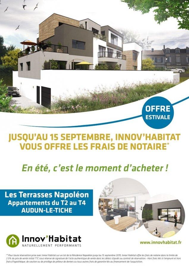 acheter programme neuf 0 pièce 33 à 101 m² audun-le-tiche photo 2