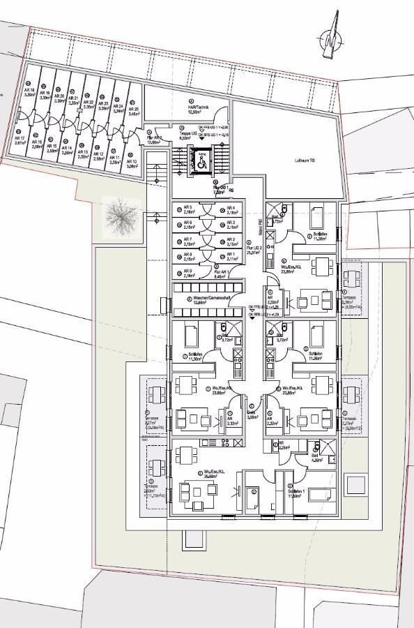 wohnung kaufen 2 zimmer 43.98 m² wadern foto 7