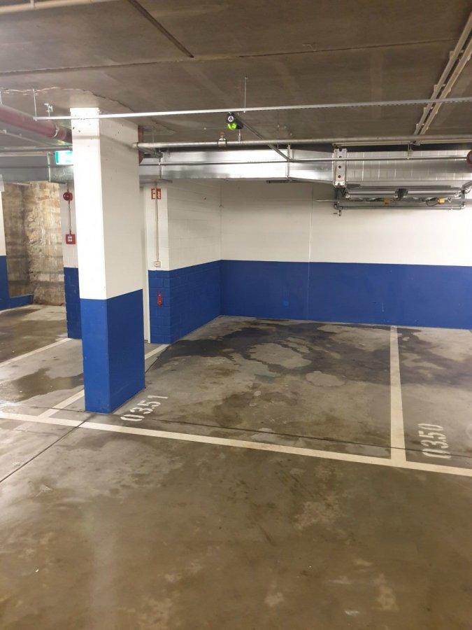 Garage - Parking à vendre à Luxembourg-Gare