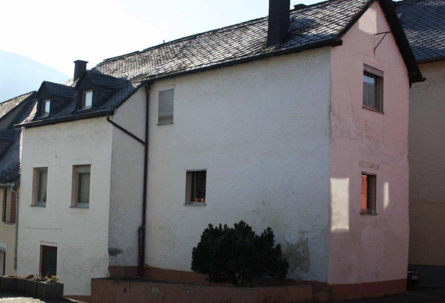 doppelhaushälfte kaufen 5 zimmer 110 m² bernkastel-kues foto 1