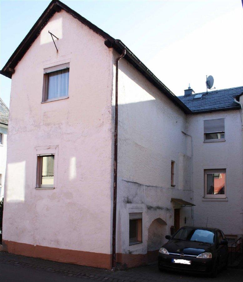 Doppelhaushälfte kaufen • Bernkastel Kues • 110 m² • 49