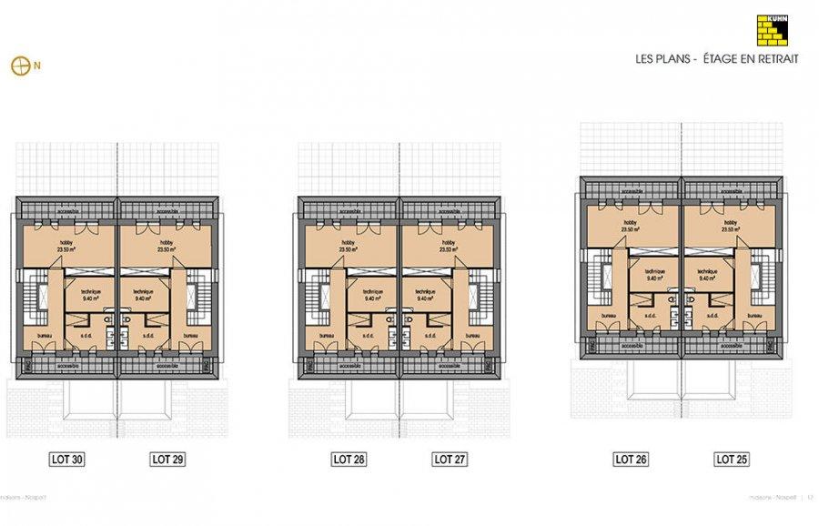 acheter maison jumelée 4 chambres 198.8 m² nospelt photo 7