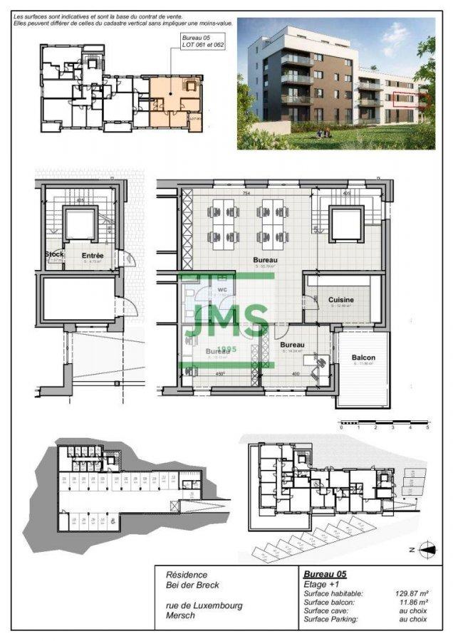 büro kaufen 0 schlafzimmer 130 m² mersch foto 1
