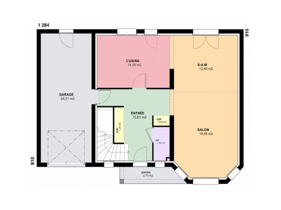 acheter maison 5 pièces 115 m² pommérieux photo 3